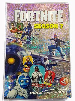 Αλμπουμ Fortnite season 7